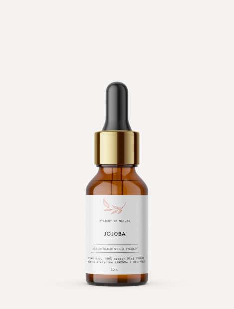 serum z olejkami eterycznymi