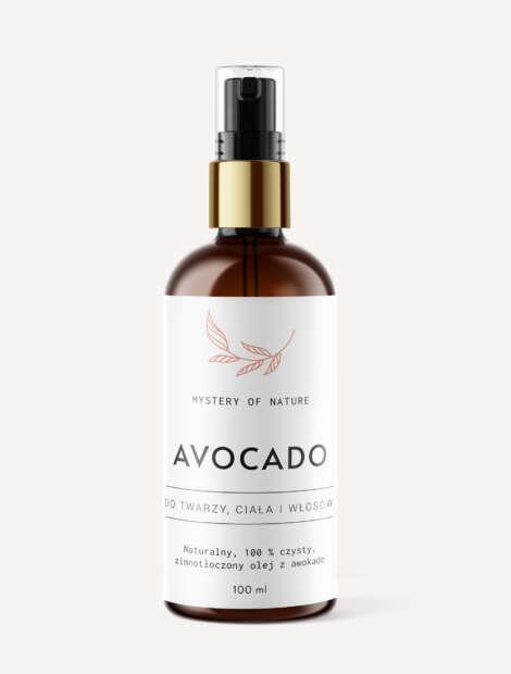 olej z avocado