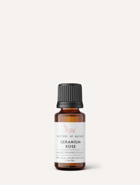 olejek eteryczny z geranium