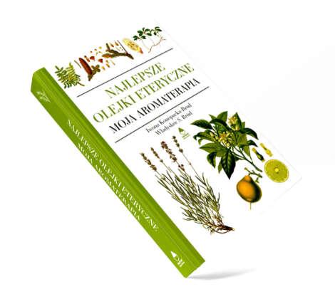 książka o olejkach